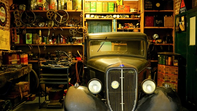 Get the Garage You Want With a Simple Refresh